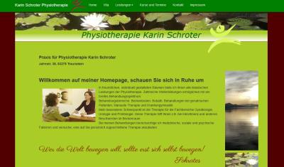 Physiotherapie Karin Schroter